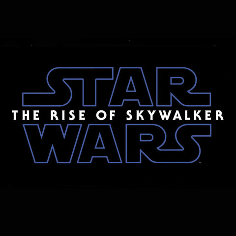 Star Wars Episode IX The Rise of Skywalker toys action figure collectibles logo