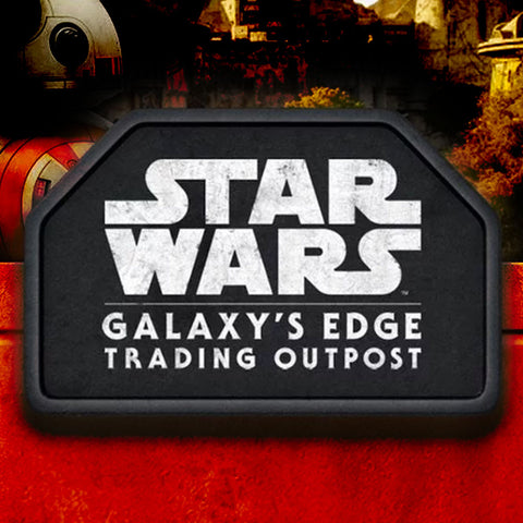 Star Wars Galaxy's Edge Trading Outpost Toys and collectible action figures