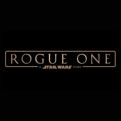 Star Wars Rogue One movie action figures toys collectibles logo