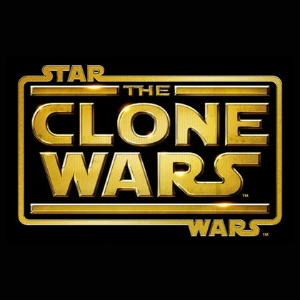 Star Wars The Clones Wars collectibles toys action figures logo