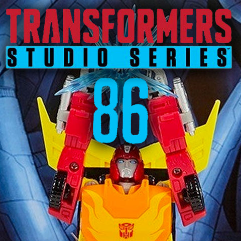 Transformers Studio Series 86 Transformers The Movie Toys
