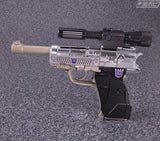 Transformers Masterpiece MP-36+ Megatron Toy Version Gun Mode Scope