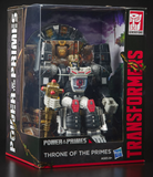 Transformers SDCC 2018 Throne of the Primes Box Optimus Primal