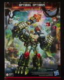 Transformers SDCC 2018 Throne of the Primes Box art