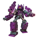Kre-O Transformers Kreon Battle Changer Decepticon Shockwave