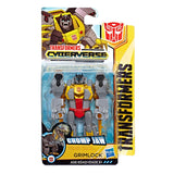Transformers Cyberverse Scout Class Grimlock box packaging