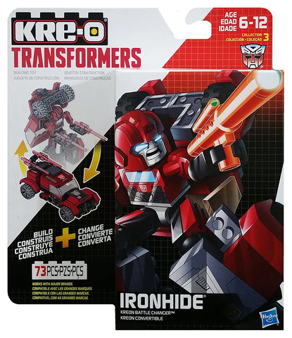 Kre-O Transformers Kreon Battle Changer Ironhide