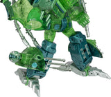 Transformers Encore Unicron Green Micron Combine Color