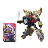 Transformers Power of the Primes Dinobot Snarl Deluxe Robot