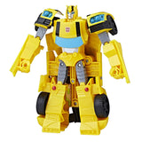 Transformers Cyberverse Ultra Class Bumblebee Toy Action Figure Robot
