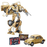 Transformers Studio Series 20 Gold VW Bumblebee giftset Box package cassettes
