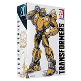 Transformers Studio Series 20 Gold VW Bumblebee giftset Box package