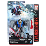 Transformers Power of the Primes Deluxe Dinobot Swoop Packaging Box