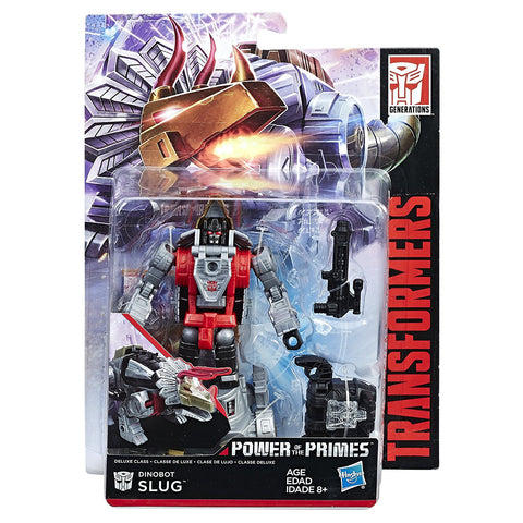 Transformers Power of the Primes Dinobot Slug - Deluxe