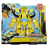 Transformers Cyberverse Ultra Class Bumblebee Action Figure Toy Box