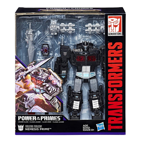 Transformers Power of the Primes Nemesis Prime - Leader
