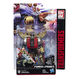 Transformers Power of the Primes Dinobot Snarl Deluxe Packaging Box