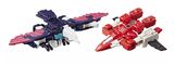 Transformers Titans Return Wingspan Cloudraker 2-pack Giftset Walgreen exclusive Alt-mode