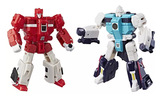 Transformers Titans Return Wingspan Cloudraker 2-pack Giftset Walgreen exclusive Robot mode