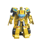 Transformers Cyberverse Ultra Class Bumblebee Toy Action Figure Robot Render
