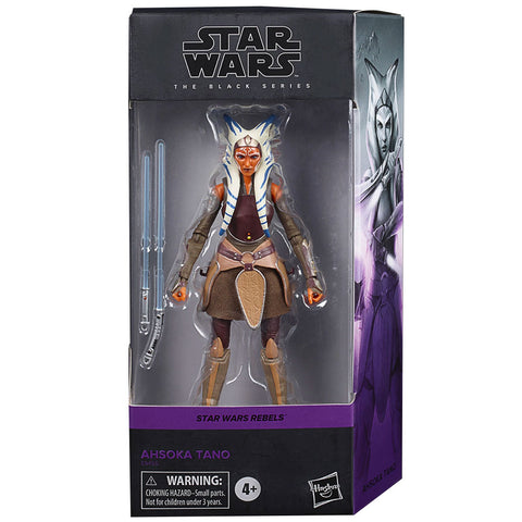 Star Wars The Black Series Rebels Ahsoka Tano - 6-inch