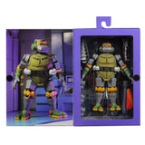 NECA TMNT Teenage Mutant Ninja Turtles Metalhead target exclusive Box package inner open