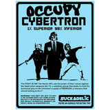 Suckadelic Occupy Cybertron Blue Suit One Percenter