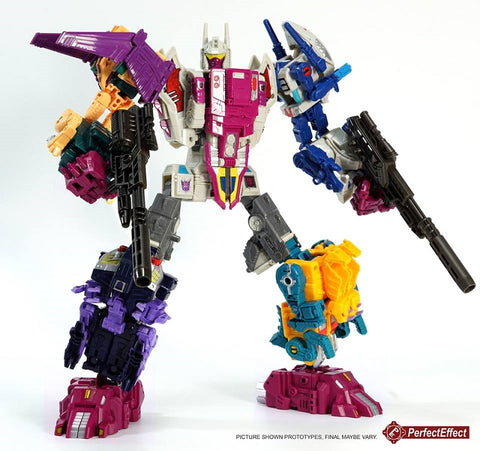 PC-24 Perfect Effect POTP Abominus Combiner Upgrade Kit