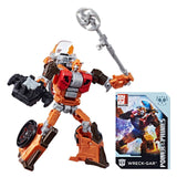Transformers Power of the Primes Wreck-Gar Deluxe Robot mode