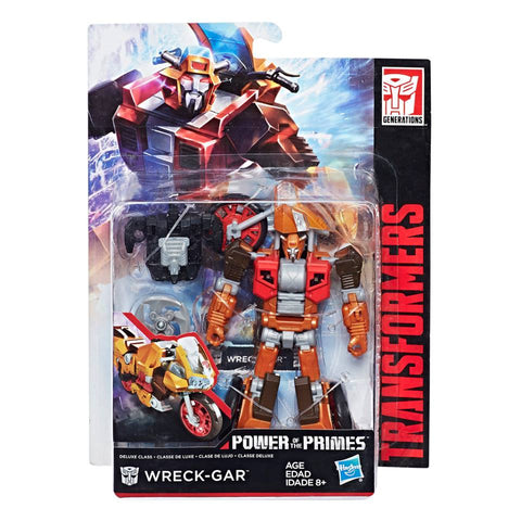 Transformers Power of the Primes Wreck-Gar - Deluxe