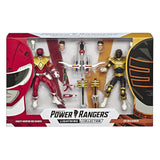 SDCC2019 Power Ranger Lightning Collection Mighty Morphin Red Zeo Gold Ranger 2-pack Inner package