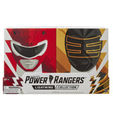 SDCC2019 Power Ranger Lightning Collection Mighty Morphin Red Zeo Gold Ranger 2-pack Box Package