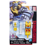 Transformers Power of the Primes Alpha Trion Landmine Prime Master Package
