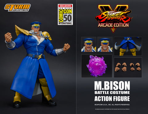 Storm Collectibles Street Fighter V M. Bison (Battle Costume)