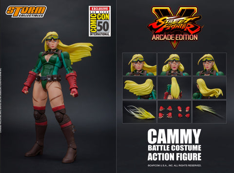 SDCC 2019 Cammy