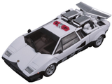 Transformers Masterpiece MP42 Cordon White Sunstreaker Diaclone Police Car