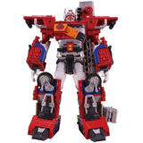 Transformers Encore God Fire Convoy reissue Super Fire Convoy