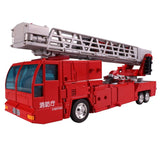 Transformers Encore God Fire Convoy reissue Fire Convoy Vehicle Truck