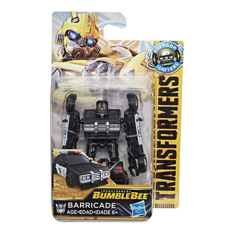 Transformers: Bumblebee Energon Igniters Speed Series Barricade In package
