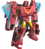 Transformers Cyberverse Warrior class Hot Rod Autobot action render