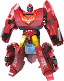 Transformers Cyberverse Warrior class Hot Rod Autobot Robot render