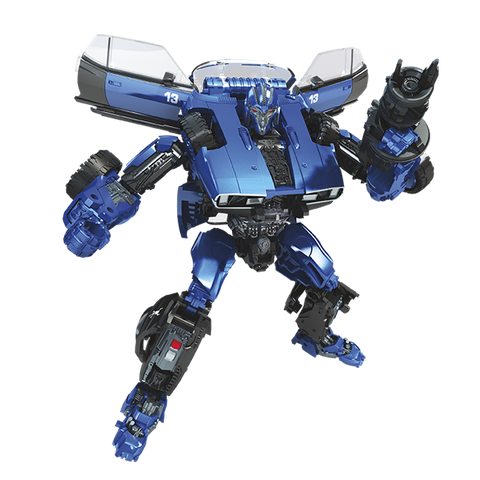 Transformers Movie Studio Series 46 Deluxe Dropkick Car Robot Render