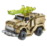 Transformers Prime Cyberverse Legion Class 2 013 Fallback Tech Specialist quagma wave blaster Truck Toy Stock Photo