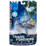 Transformers Prime First Edition Hub Sticker Deluxe 003 Starscream Box Front Package