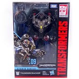 Transformers Studio Series 09 Thundercracker Toysrus Box Package