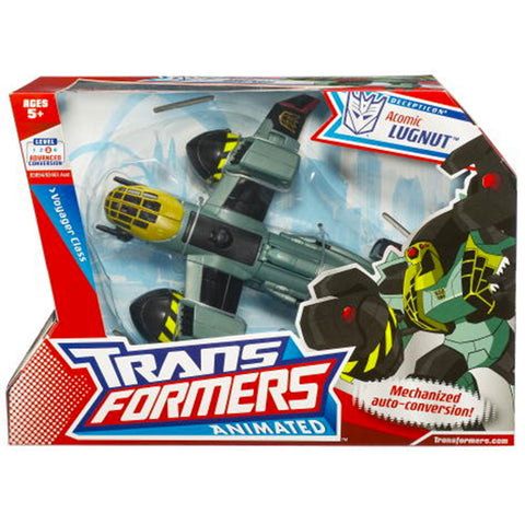 Transformers Animated Voyager Atomic Lugnut Box Package Front