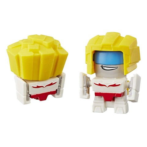 Transformers Botbots Series 1 Greaser Gang Spud Muffin #12 Toy