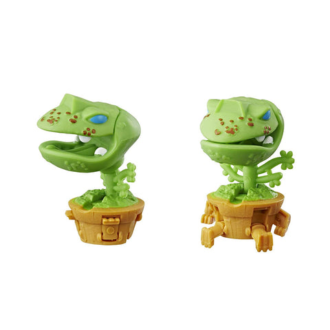 Transformers Botbots Series 1 Shed Heads Venus Frogtrap Toy