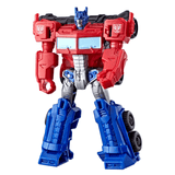 Transformers Cyberverse Scout Class Optimus Prime Robot Mode