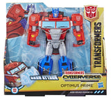 Transformers Cyberverse Ultra Class Optimus Prime Box package